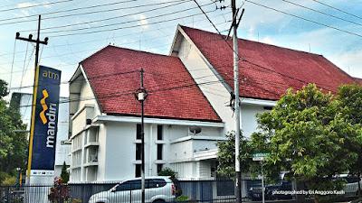 Bank Mandiri KCP Malang Merdeka.