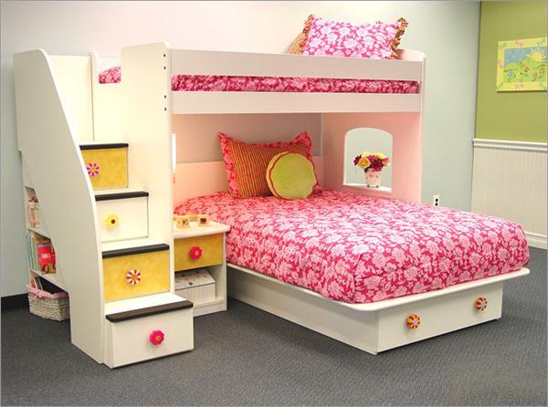 Modern Kids Bedroom Furniture Design Ideas