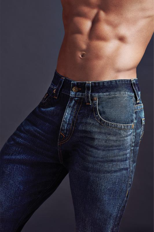 Athletic Fit Jeans