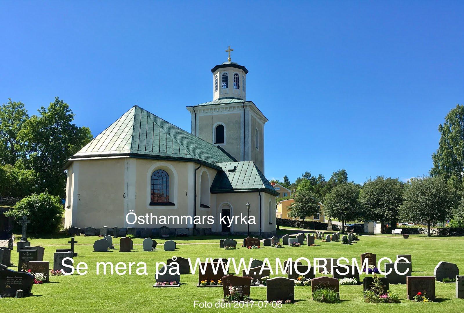 Östhammars kyrka + amorism