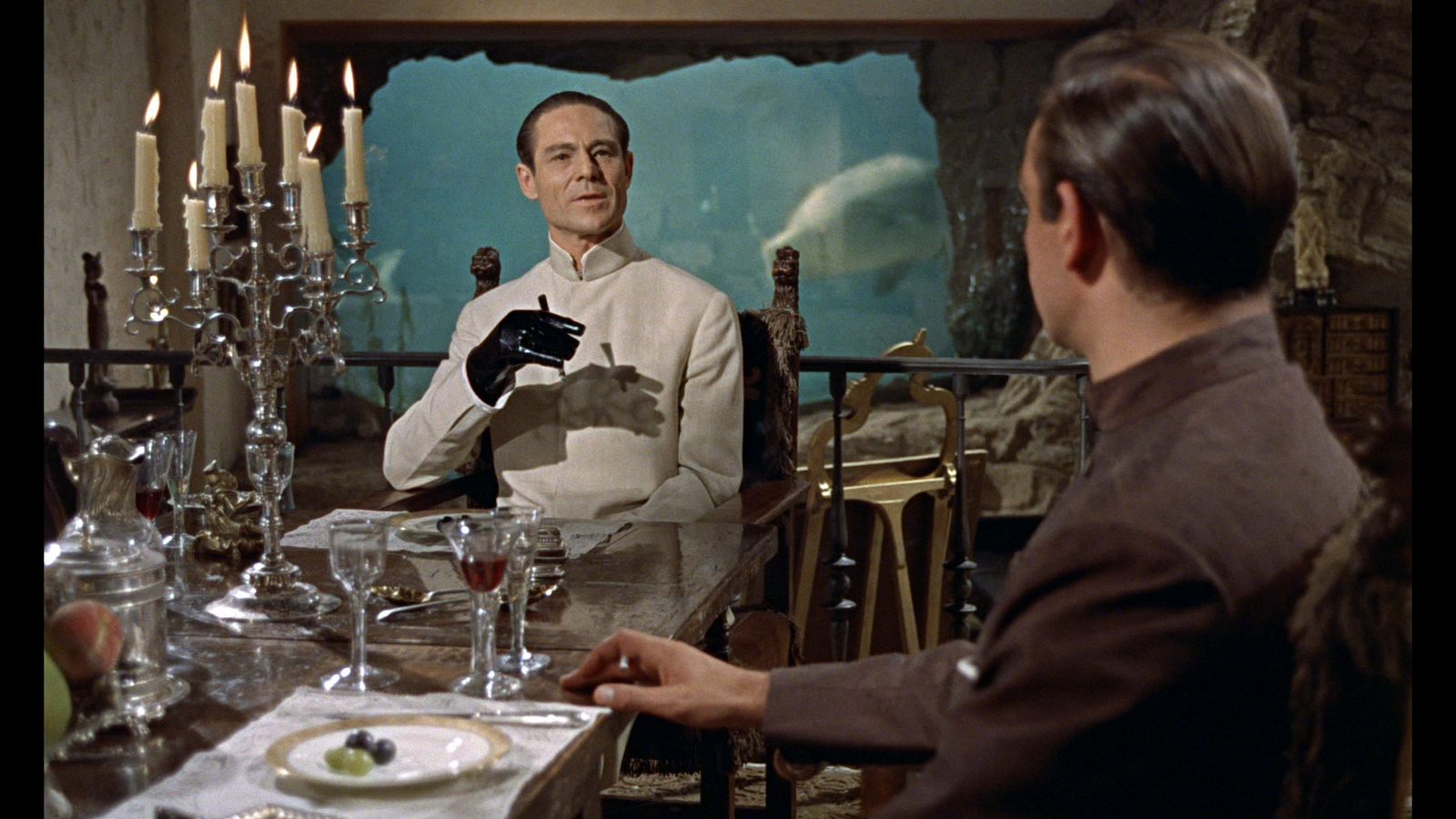 Lady Lair From The Archive A British Television Blog Bond 50 Dr No