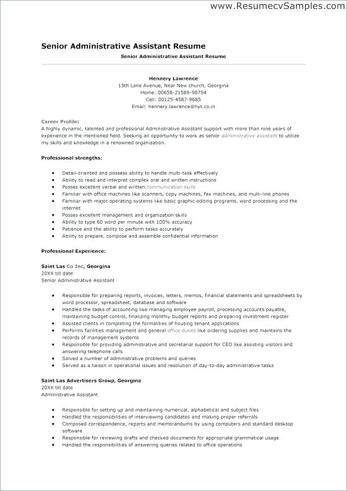 Business Owner Resume Template 59