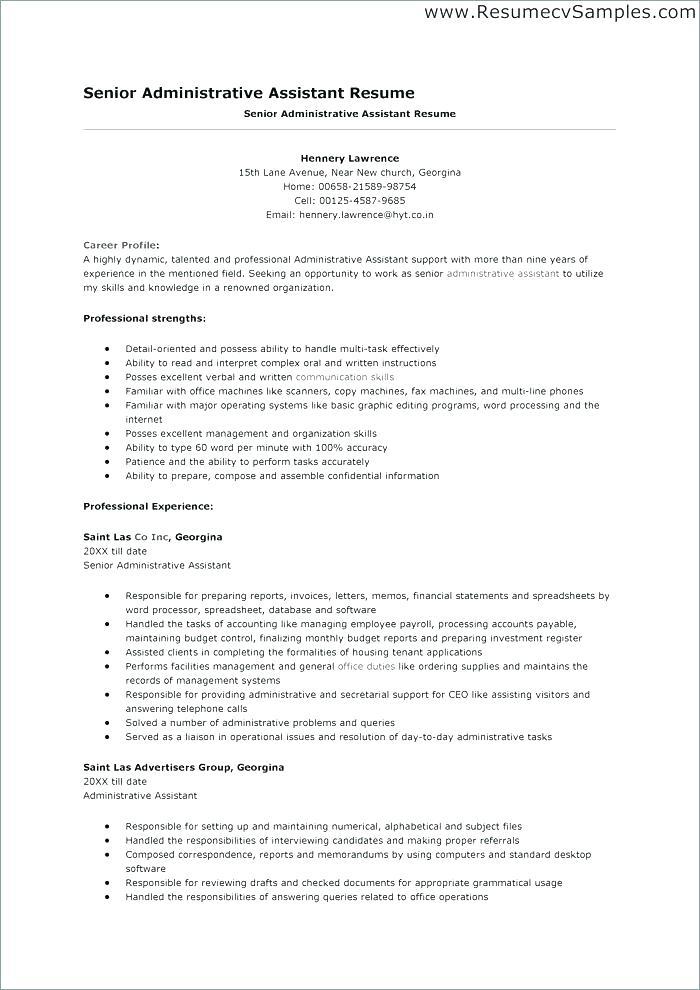 Professional Resume Samples 2019 - Lebenslauf Vorlage Site