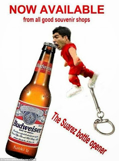 Suarez bottle openers