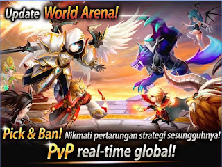 Summoners War Mod God Mode Apk v3.5.0