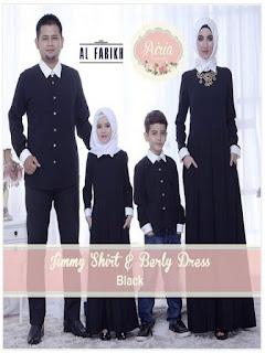 model baju seragam keluarga utk lebaran