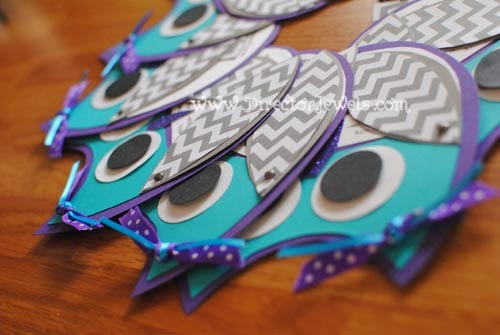 Adorable #Owl Birthday Party Invitations at directorjewels.com #Owls #FirstBirthday #Party #BirthdayParty #Invitations