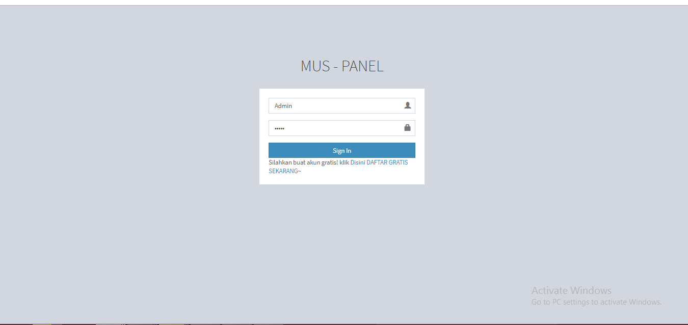 Cc Smm Panel