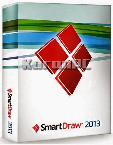 SmartDraw 2013 v21.0.0.0 + Free