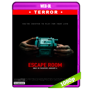 Escape Room: Sin salida (2019) WEB-DL 1080p Audio Dual Latino-Ingles
