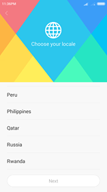 [ROM] Miui 7 Global Stable v7.2.3.0 Rom For Cherry Mobile Me Vibe X170 [MT6592] Screenshots