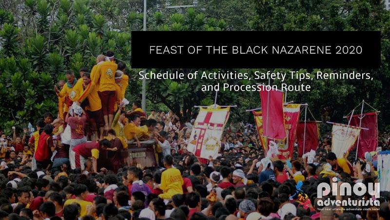 Black Nazarene 2020 Traslacion Manila Philippines