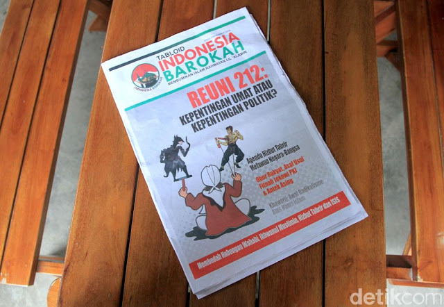 'Indonesia Barokah': Dikecam BPN Prabowo, Dibela TKN Jokowi