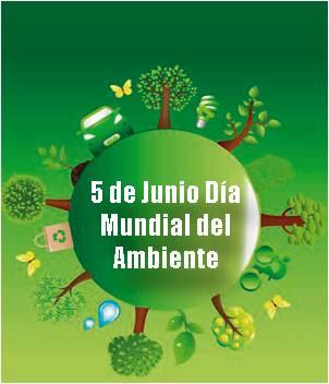 Resultado de imagen para dia mundialdel medio ambiente