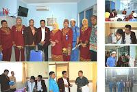 DPW PPNI Bengkulu Mengirimkan Relawan Ke Lampung Selatan