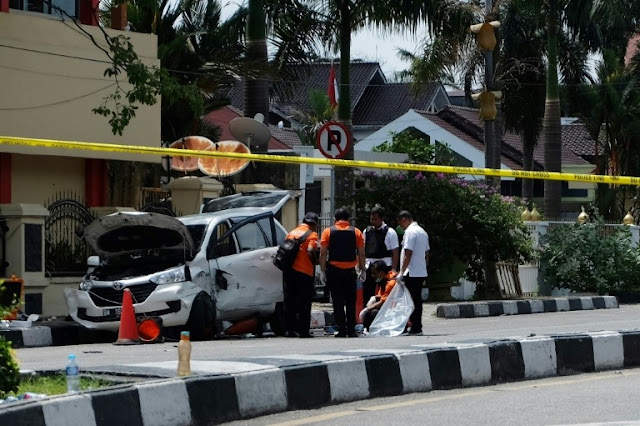 Indonesia hit by new terror attack