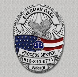 PROCESS SERVER SHERMAN OAKS, CA