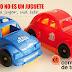 """Seguridad vial: """"Tu auto no es un juguete"""""""