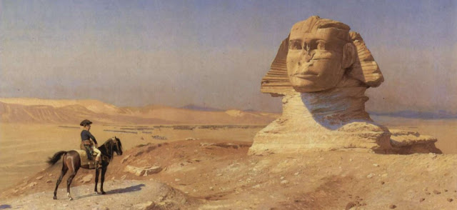 Napoleon Bonaparte en Egipto
