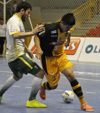 Sorocaba e Marechal Rondon ficaram no empate por 1 a 1 1f570c3c31255