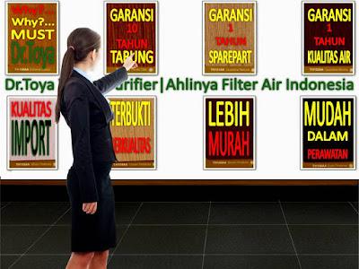 Bagaimana Cara Memilih Filter Air Terbaik
