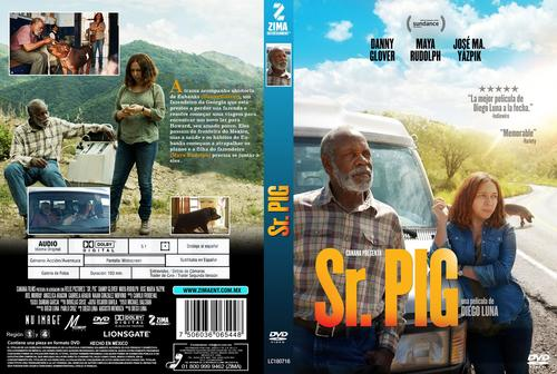 Sr. Pig Torrent - BluRay Rip 720p e 1080p Dual áudio (2017)