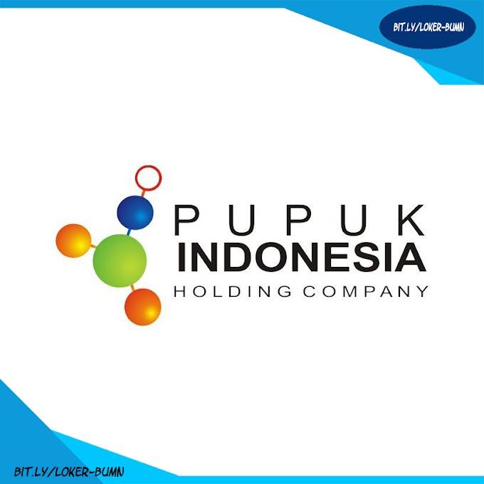 Rekrutmen Lowongan Kerja PT Pupuk Indonesia (Persero)