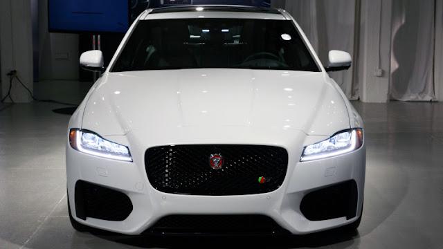 2016 Jaguar XF Design, Features, Performance Review