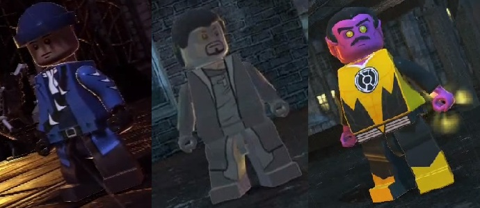 general zod lego batman 2 - photo #12