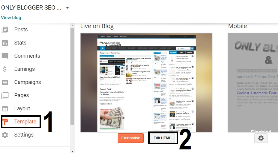 All In one Smart SEO Plugin For Blogge