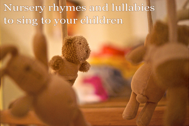 Nursery rhymes and lullabies to sing with kids