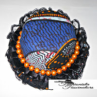 Buy African print fascinators Nairobi Kenya
