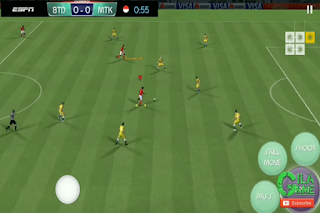 Download FIFA14 Mod FIFA 19 Gojek League 1 Indonesia Apk Data Obb