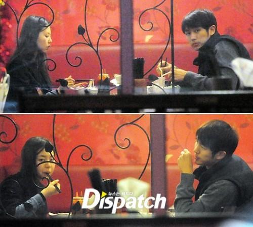 Ahn sohee and im seulong dating