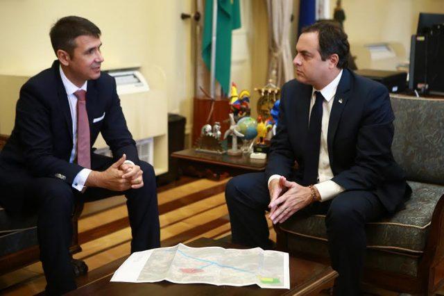 Pernambuco terá megacomplexo de usinas solares de R$ 3,5 bilhões