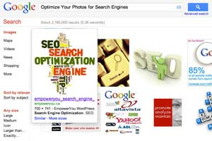 4 Simple Steps to Optimize Your Photos for Search Engines