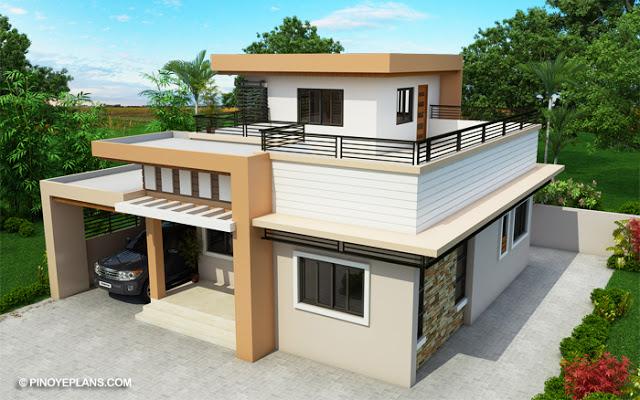 4 Bentuk Atap Rumah Minimalis Yang Cocok Diterapkan