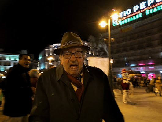 Street Photography in color. Madrid