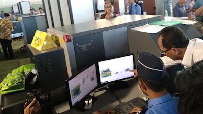 Teror Bom Surabaya, Menhub Budi Karya Sidak Pengamanan Bandara Soetta - Info Presiden Jokowi Dan Pemerintah