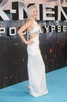 Jennifer Lawrence – X-Men: Apocalypse Premiere in London