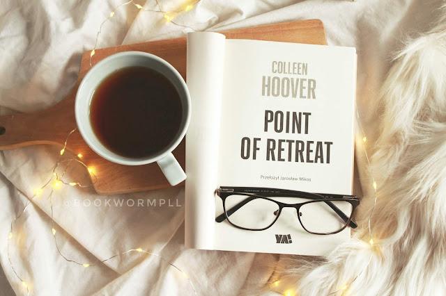 #119 Nieprzekraczalna granica (Point of Retreat) - Colleen Hoover