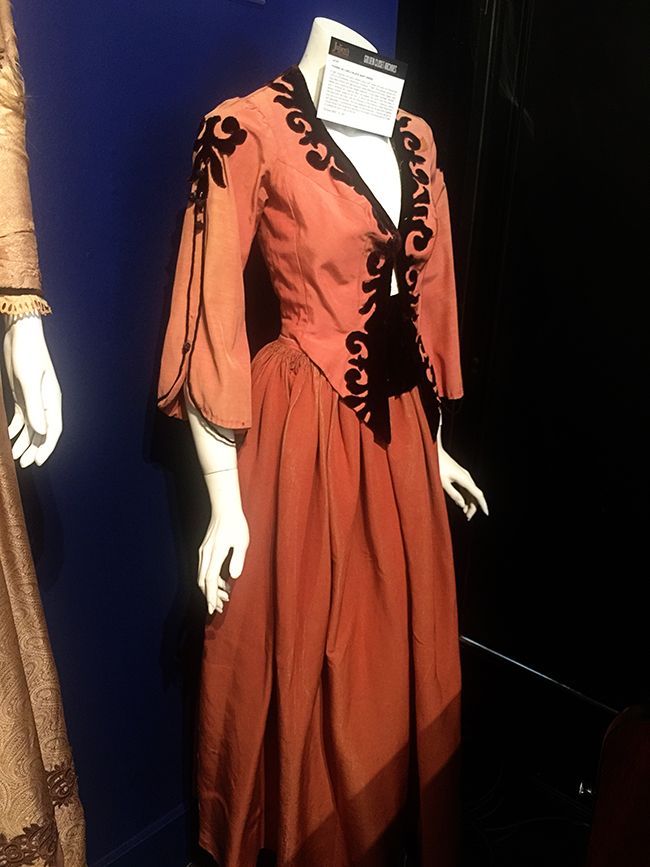 Hollywood Auction dress Yvonne de Carlo