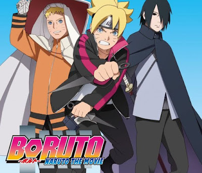 [Review Anime Movie] Boruto: Naruto the Movie