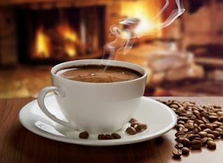 secangking kopi dari kafe
