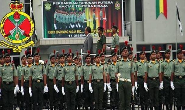 Permohonan Kemasukan Tingkatan 4 Ke MTD Sesi 2017 Maktab Tentera Diraja