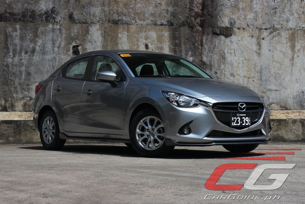 Review: 2017 Mazda 2 1.5V+ | CarGuide.PH | Philippine Car ...