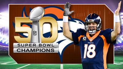 db6ef3c4 A Girls Love Affair with Sports: Denver Broncos: Super Bowl 50 Champions