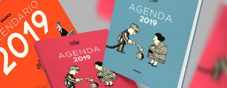 AGENDAS 2019  GRANICA QUINO