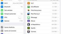 Gestione spazio iPhone: svuotare memoria e archivio pieno