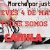 Para hoy jueves convocan a una marcha por Camila Rodríguez
